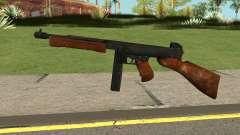 Thompson M1A1 Fallout Style для GTA San Andreas