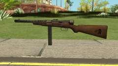 Beretta M38A SMG для GTA San Andreas