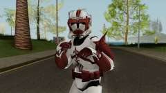 Star Wars Clone Commander Fox для GTA San Andreas