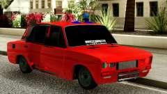 ВАЗ 2106 Битый для GTA San Andreas