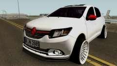 Renault Symbol MEYGarage Yapım для GTA San Andreas