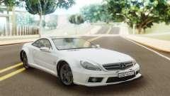 Mercedes-Benz SL65 Coupe для GTA San Andreas