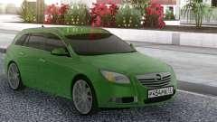 Opel Insignia Green для GTA San Andreas