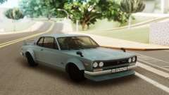 Nissan Skyline 2000 для GTA San Andreas