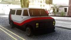 GMC Van для GTA San Andreas