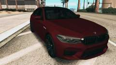 BMW M5 F90 First Edition для GTA San Andreas