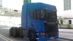 Scania S6000 для GTA San Andreas