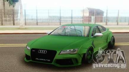 Audi RS7 Sport для GTA San Andreas