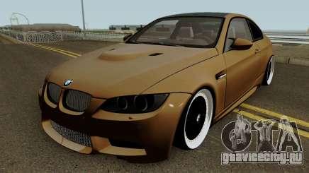 BMW M3 E92 2010 для GTA San Andreas