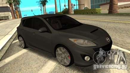 Mazda 3 MPS Stock для GTA San Andreas