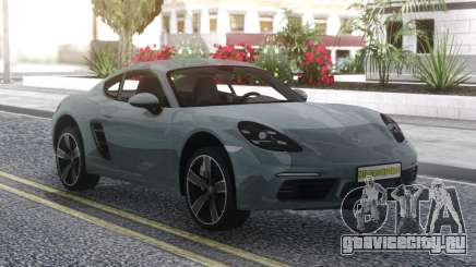 Porsche 718 для GTA San Andreas