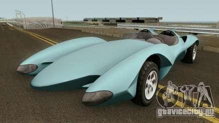 Declasse Scramjet Mach 5 v2 GTA V для GTA San Andreas
