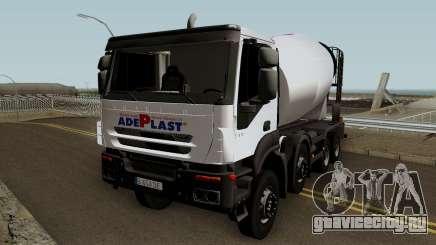 Iveco Trakker - Adeplast Cement для GTA San Andreas