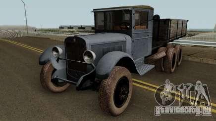 ЗИС-6 1934 для GTA San Andreas