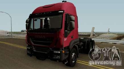 Iveco Trakker Cab High 6x4 для GTA San Andreas