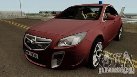Opel Insignia Nieoznakowany для GTA San Andreas