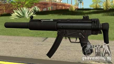 MP5-SD CS:GO для GTA San Andreas
