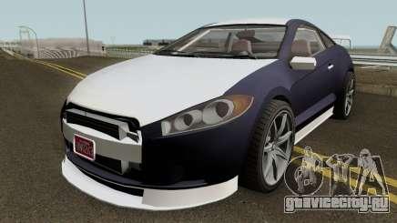 Maibatsu Penumbra (r2) GTA V для GTA San Andreas