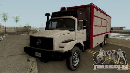 Benefactor Terrorbyte GTA V IVF для GTA San Andreas