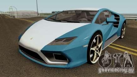 Pegassi Tempesta (Joker Style) для GTA San Andreas