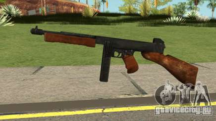Thompson M1A1 Fallout Style для GTA San Andreas