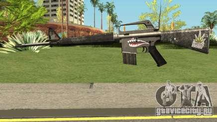 M4 DrugWar для GTA San Andreas