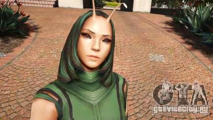 Mantis From Infinity War 1.0 для GTA 5