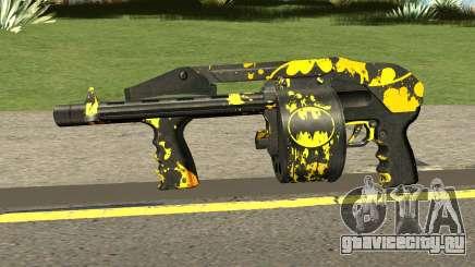 Batman Spas12 (Combat Shotgun) для GTA San Andreas