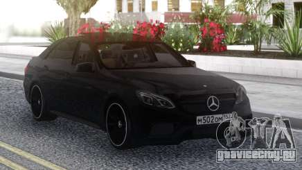 Mercedes-Benz E-Class E63 AMG S 4-Matic для GTA San Andreas