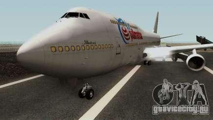Boeing 747-300 для GTA San Andreas
