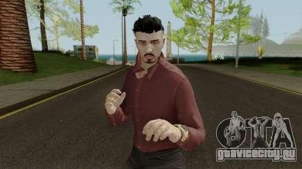 GTA Online Skin 3 Ballas1 для GTA San Andreas