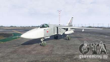 Су 24М [add-on] для GTA 5
