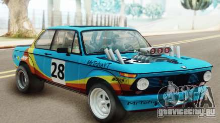 BMW E10 для GTA San Andreas