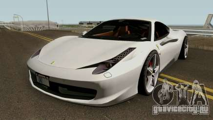 Ferrari 458 Italia 2013 для GTA San Andreas