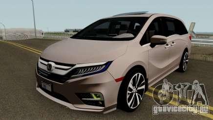 Honda Odyssey Elite 2018 для GTA San Andreas