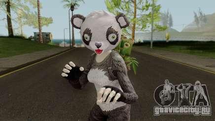 Fortnite Panda Skin для GTA San Andreas
