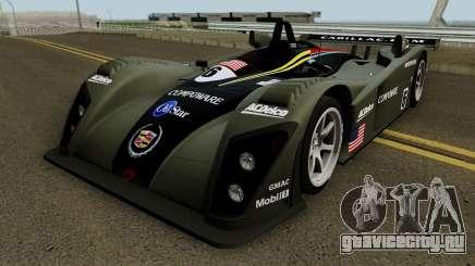 Cadillac Northstar LMP02 2002 для GTA San Andreas