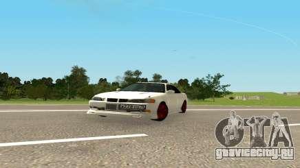 Toyota Mark 2 LHD для GTA San Andreas