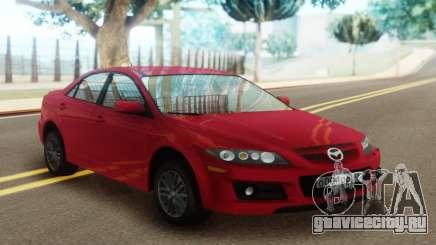 2008 Mazda 6 MPS для GTA San Andreas