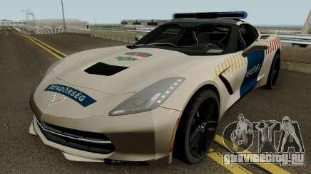 Chevrolet Corvette C7 Rendorseg для GTA San Andreas