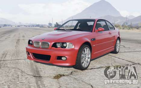 BMW M3 coupe (E46) 2000 для GTA 5