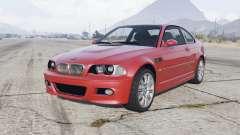 BMW M3 coupe (E46) 2000 для GTA 5