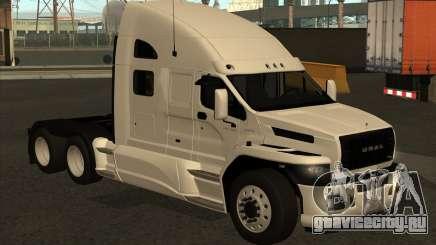 Ural Next White для GTA San Andreas