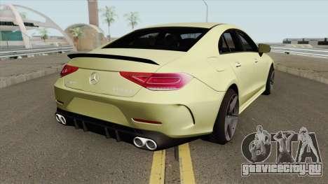 Mercedes-Benz AMG CLS 53 2019 для GTA San Andreas