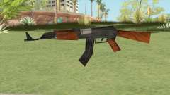 AK47 (Counter Strike 1.6) для GTA San Andreas
