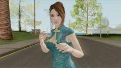 Sora From Yakuza 6 для GTA San Andreas