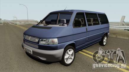 Volkswagen Caravelle T4 (Final) для GTA San Andreas