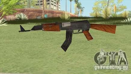 AK47 (Counter Strike 1.6) для GTA San Andreas