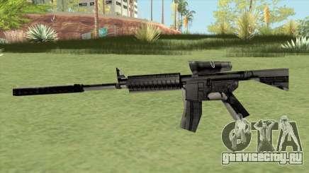 M4 (Counter Strike 1.6) для GTA San Andreas