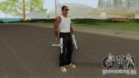 Tec 9 (HD) для GTA San Andreas